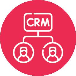 base erp CRM module icon